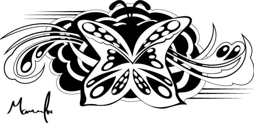 Proyectos personal y para tatuaje 0