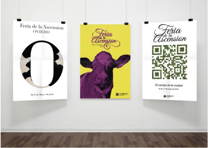 Propuesta de carteles para la Feria de la Ascension 2015 -1