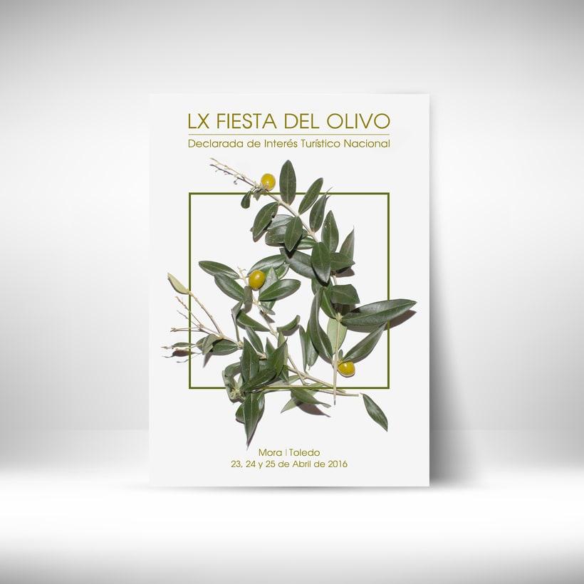 Propuesta Cartel Fiesta del Olivo 0