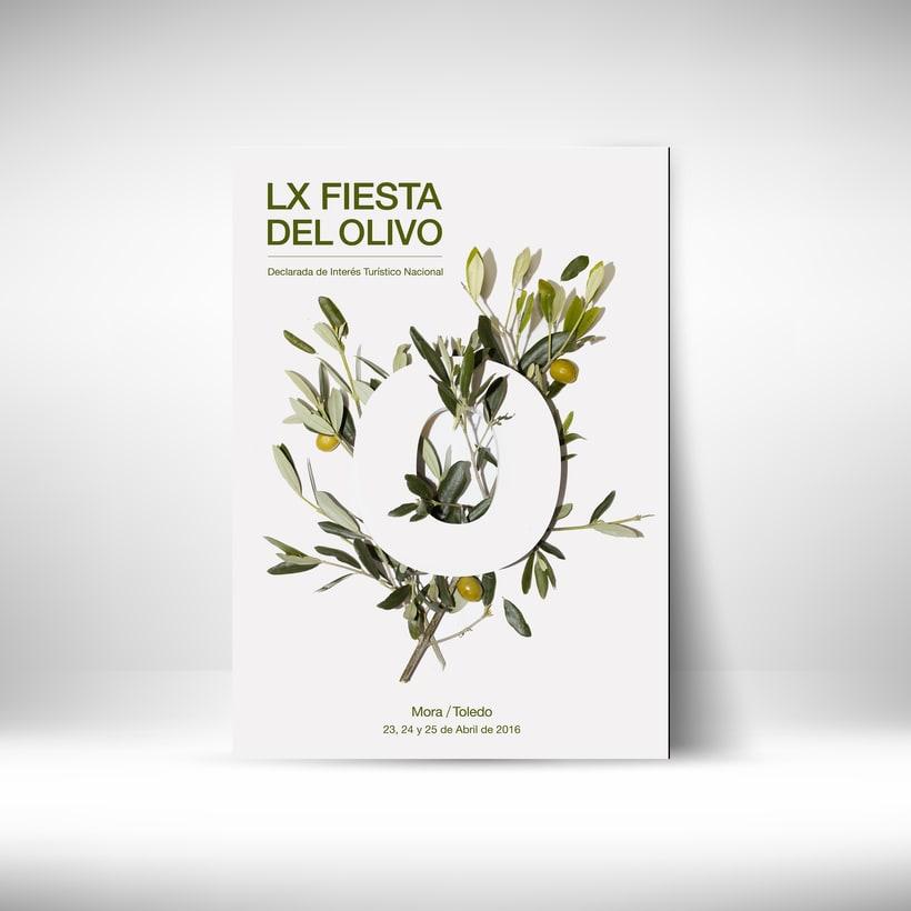 Propuesta Cartel Fiesta del Olivo 1