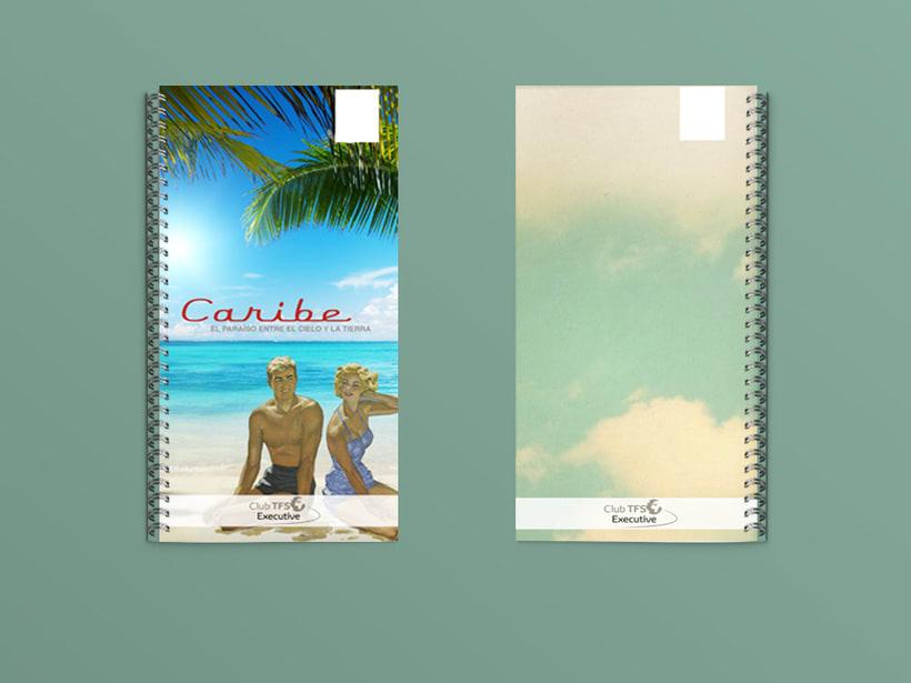 Libro para crucero por el Caribe 0