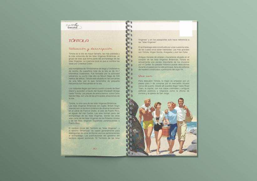 Libro para crucero por el Caribe 3