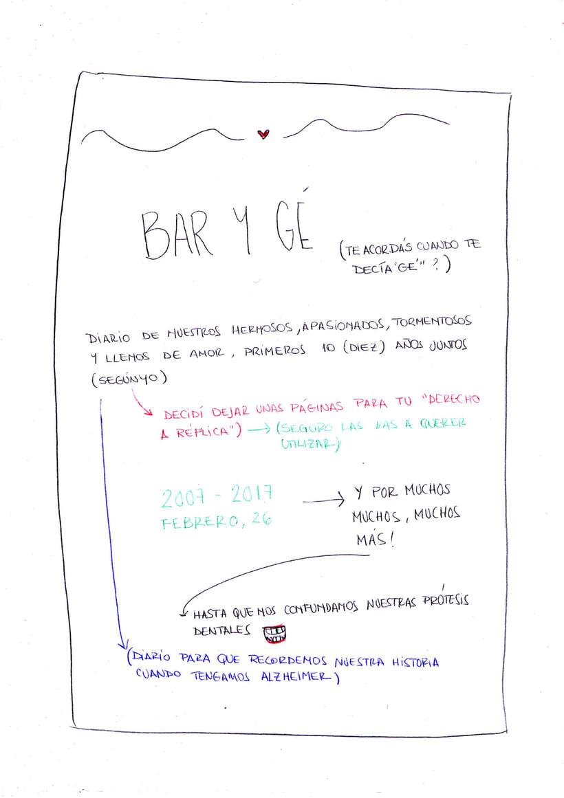 Proyecto viñeta con Boli! (Faltan páginas pero es porque llevan fotos)  -1