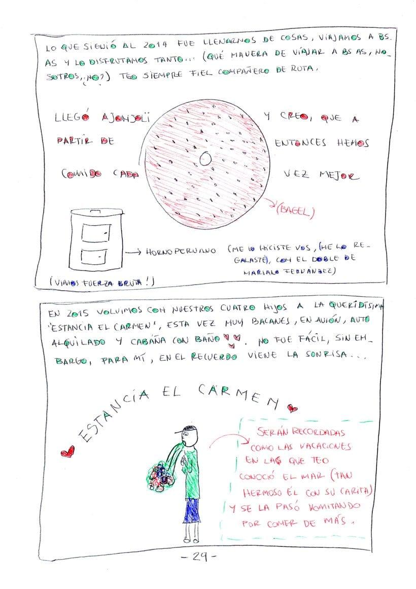 Proyecto viñeta con Boli! (Faltan páginas pero es porque llevan fotos)  19