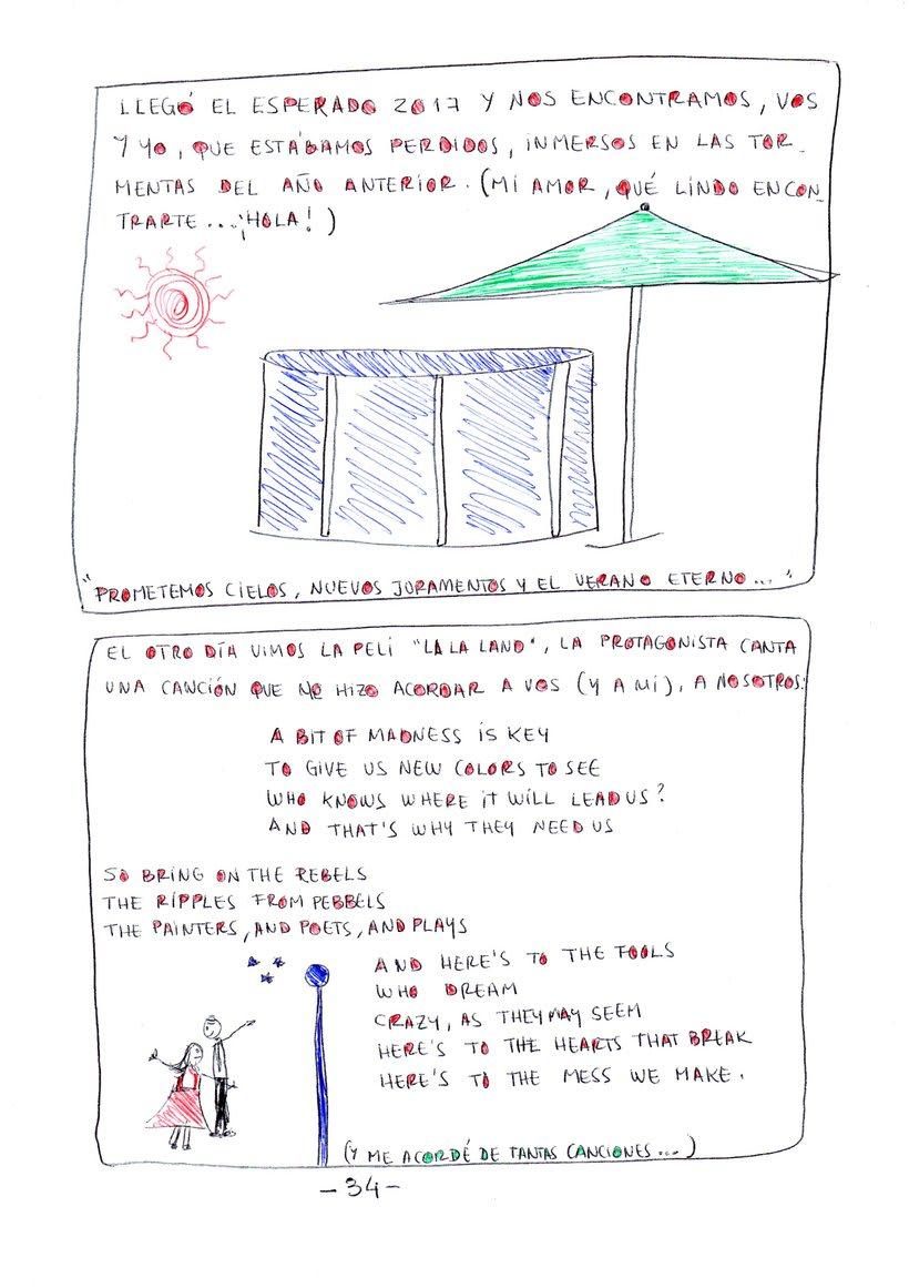 Proyecto viñeta con Boli! (Faltan páginas pero es porque llevan fotos)  21