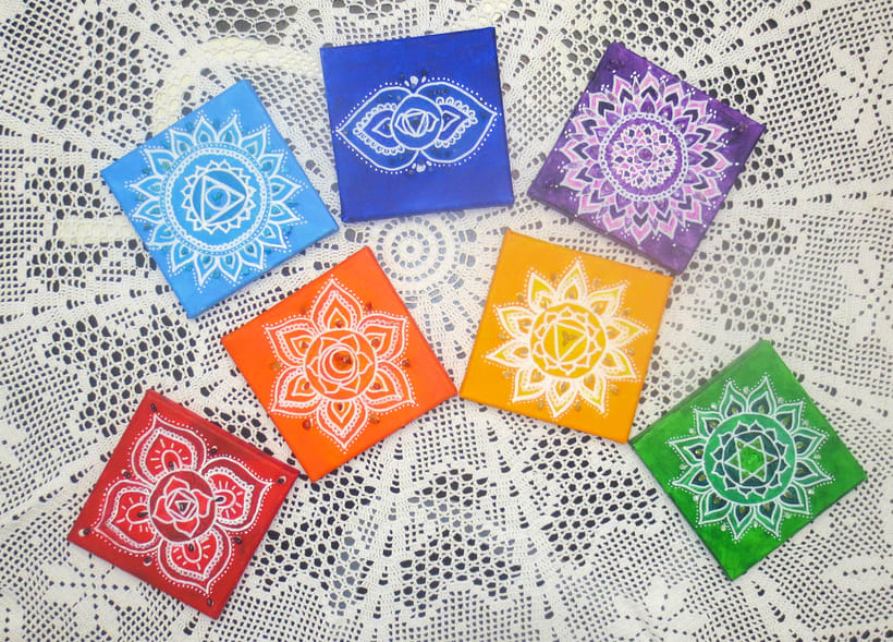 Mandalas cristalinos 6