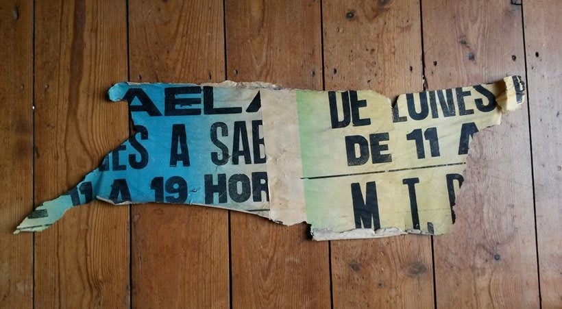 Puede cualquier Porteños (o Argentinos) dime más acerca de estos carteles? 1