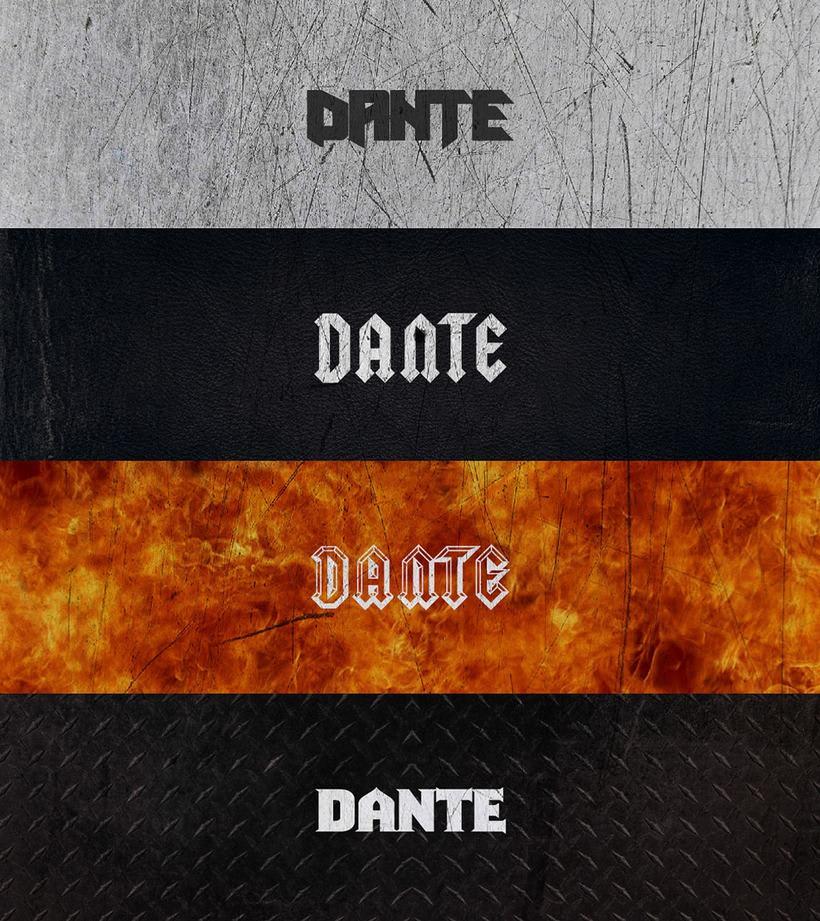 DANTE rockband 1