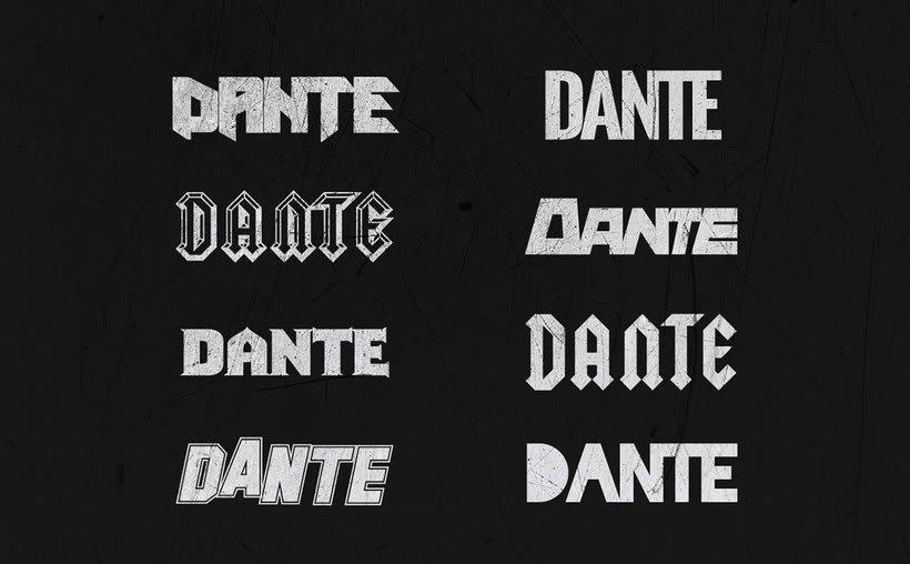 DANTE rockband 3