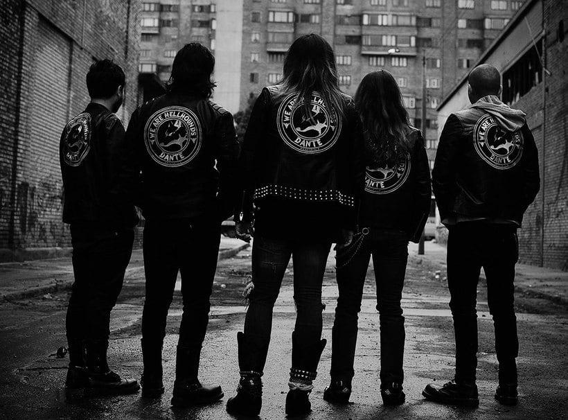 DANTE rockband 5
