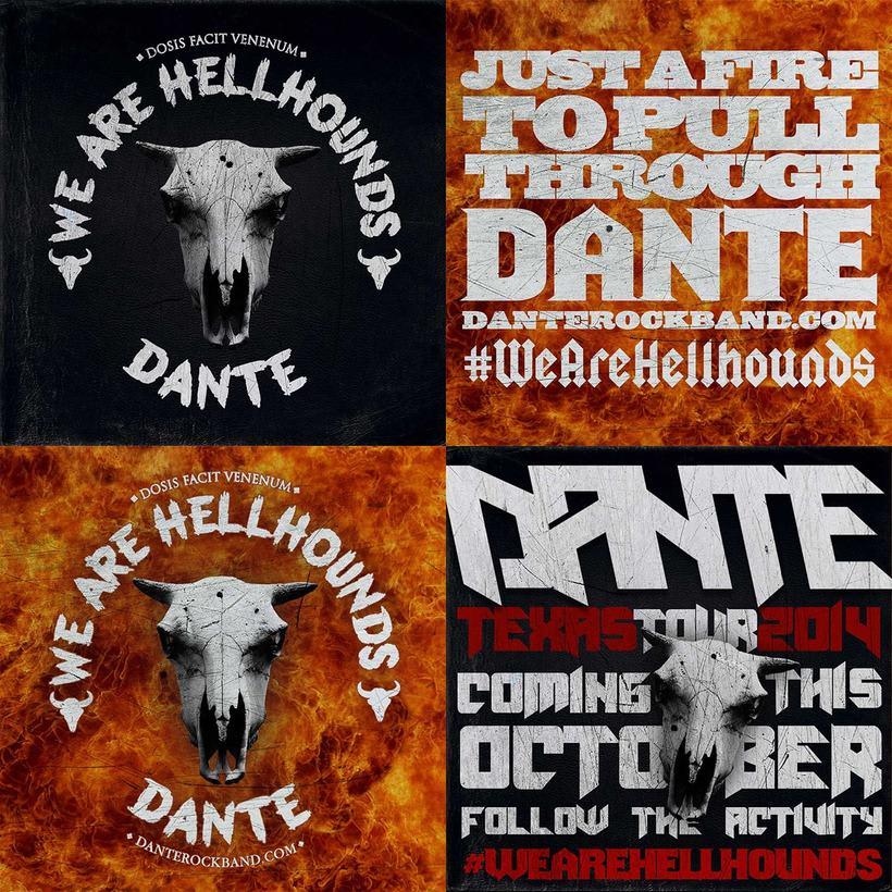 DANTE rockband 6