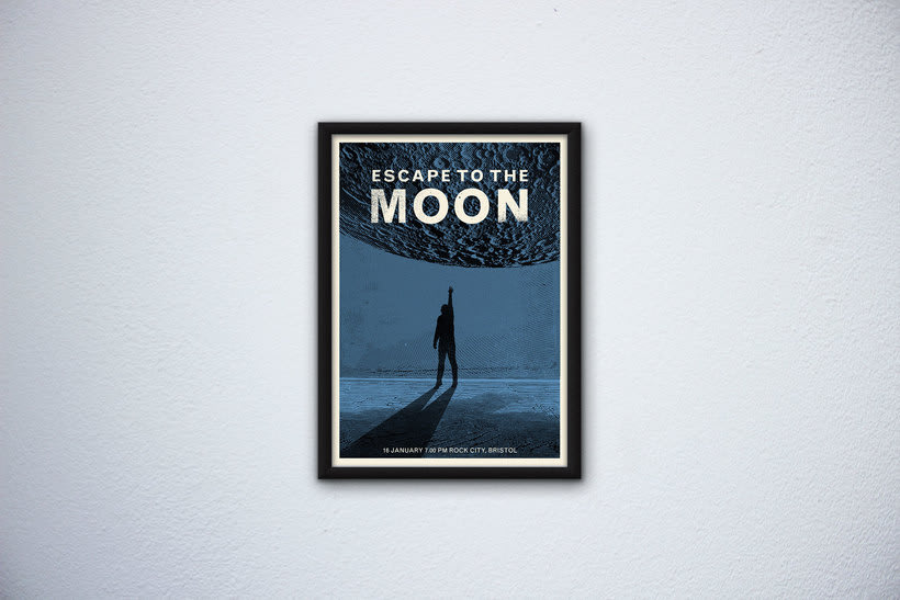 ESCAPE TO THE MOON -1