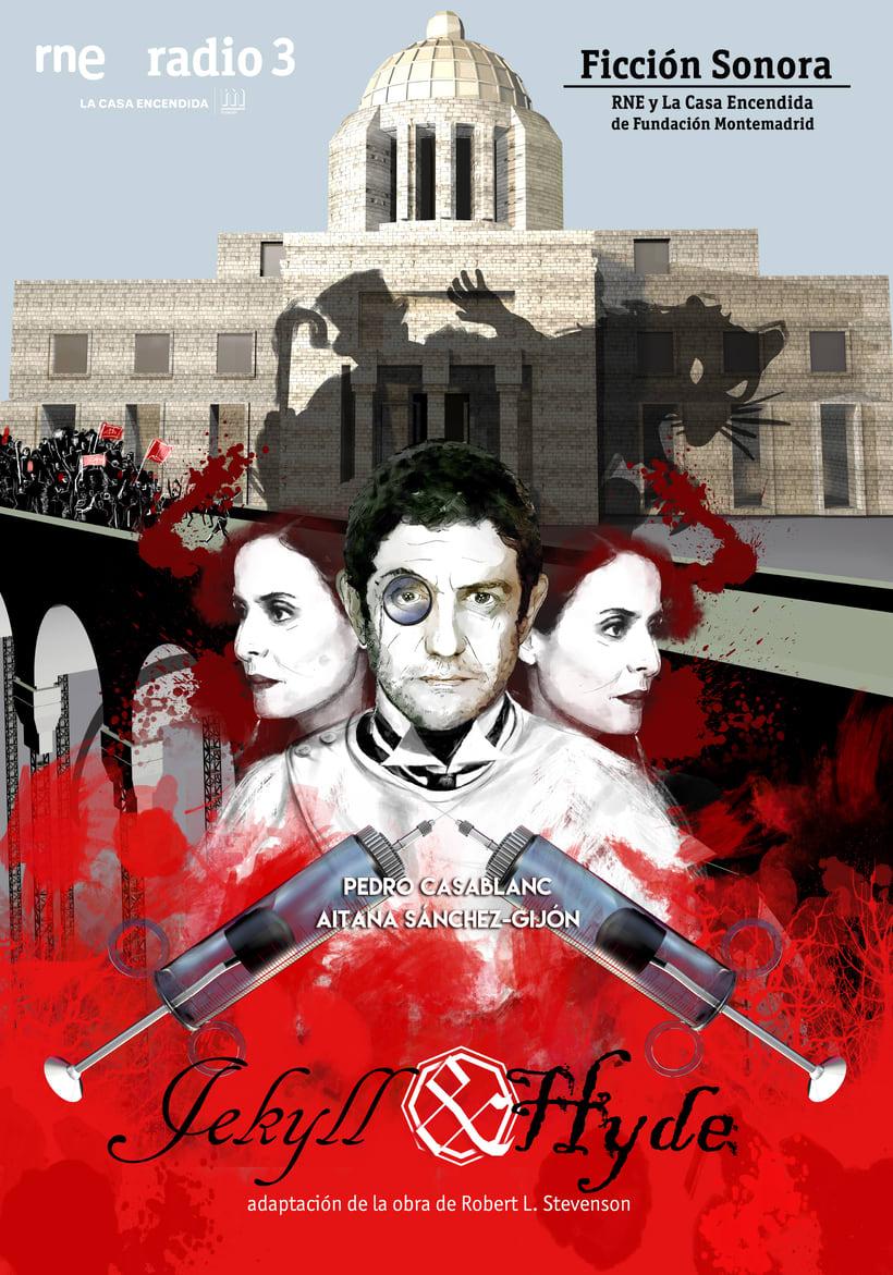 Ficción Sonora Jekyll &Hyde -1