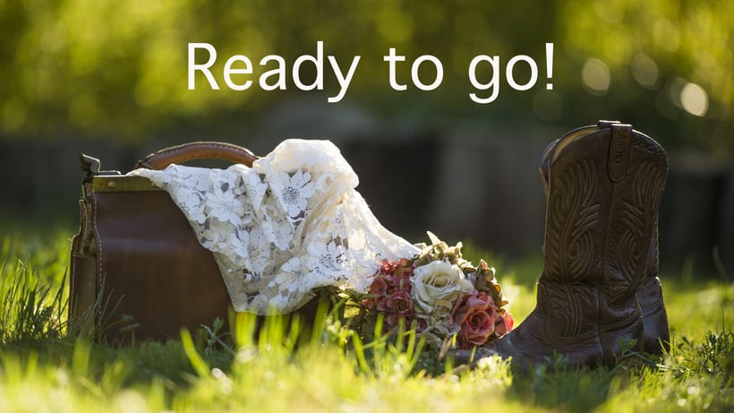 """Campaña """"Ready to go!"""" para el portal www.bodaspain.com 0"""