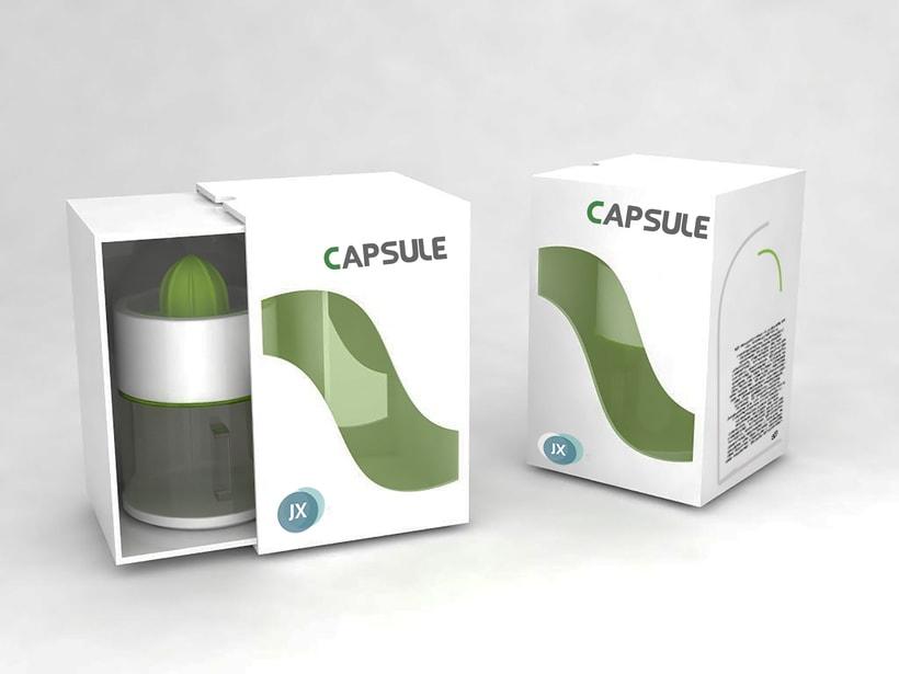 Capsule - Exprimidor 5