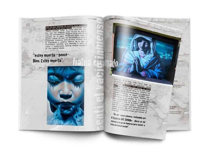Monólogo de Isabel viendo llover en Macondo /Gabriel García Márquez 3