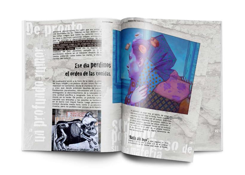 Monólogo de Isabel viendo llover en Macondo /Gabriel García Márquez 2