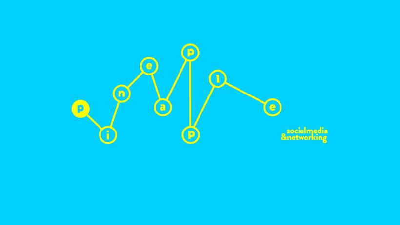 Pineapple socialmedia & networking 7