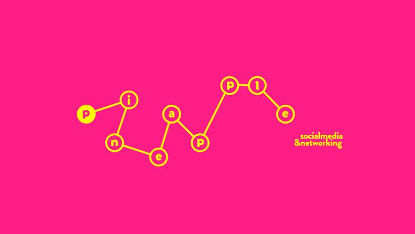 Pineapple socialmedia & networking 10