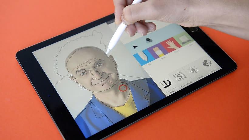 Line-us: cuando la robótica y la ilustración se juntan 3