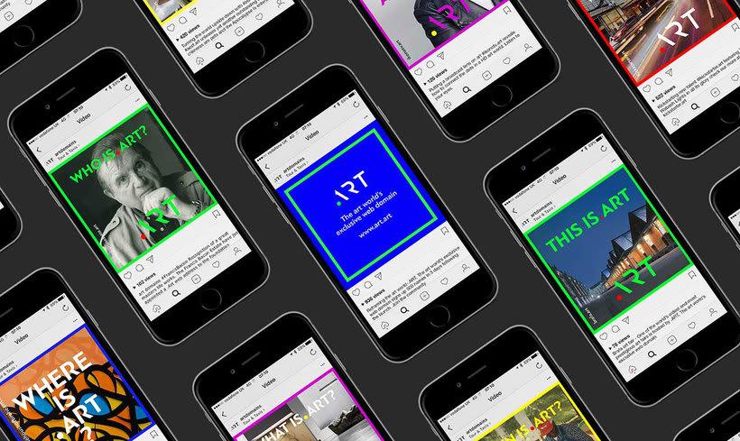 Llega .ART, un dominio de internet reservado para el arte 1