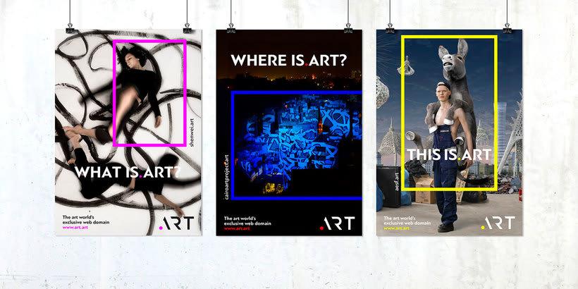 Llega .ART, un dominio de internet reservado para el arte 5