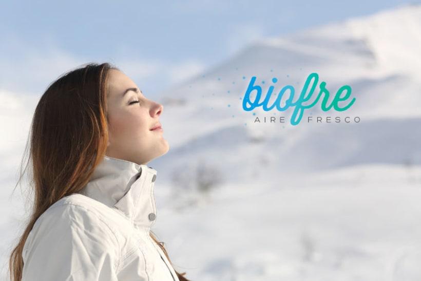 Biofre / corporate design 2