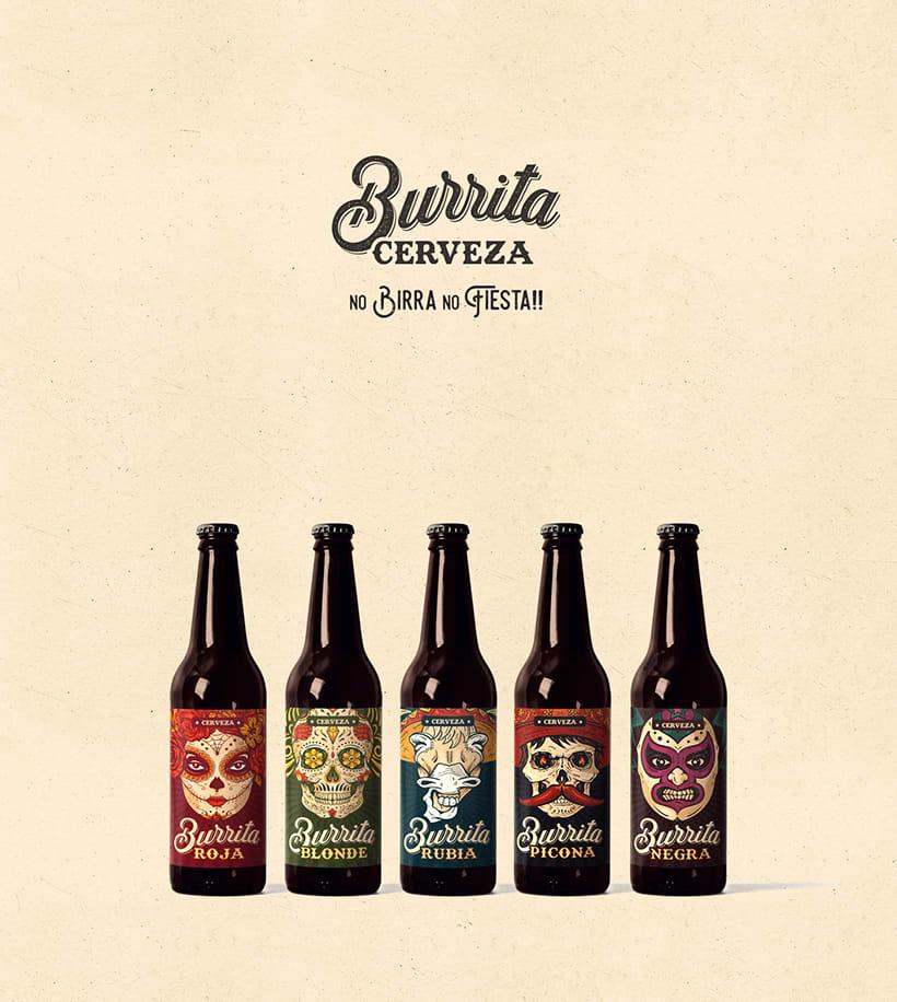 Cerveza Burrita 0