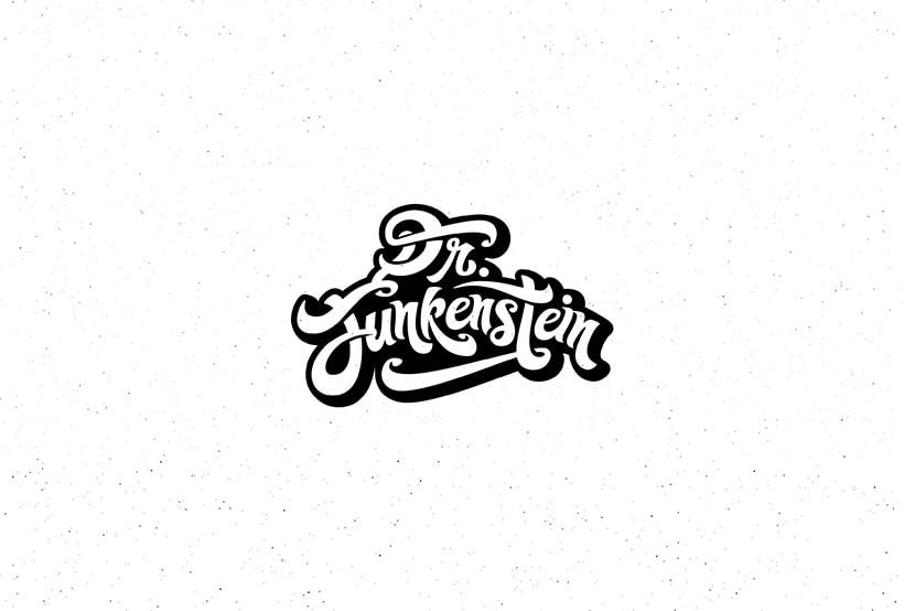 Dr. Funkenstein - Logo 1