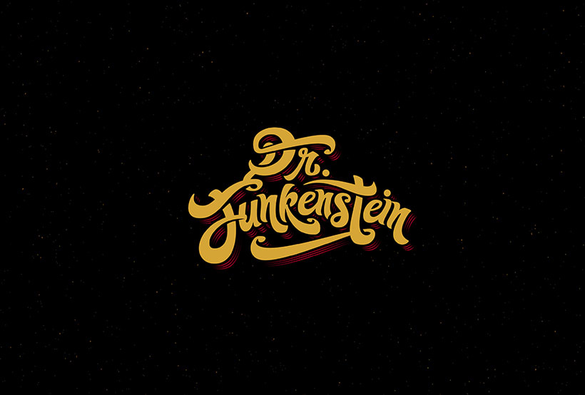 Dr. Funkenstein - Logo 2