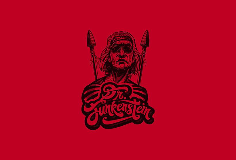 Dr. Funkenstein - Logo 5