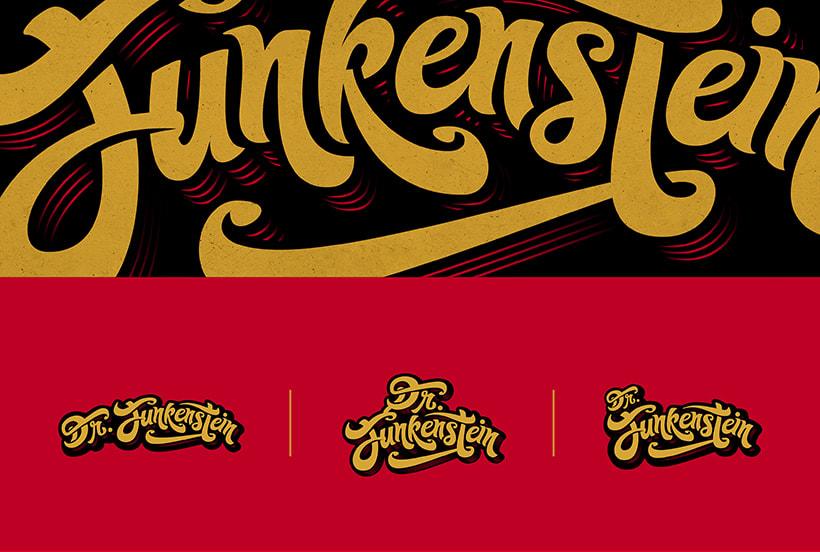 Dr. Funkenstein - Logo 3