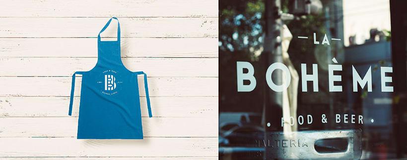 La Bohème - Branding 7