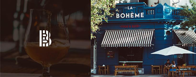 La Bohème - Branding 8