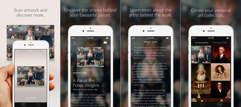 Smartify: la app que te convierte en curador de arte 3