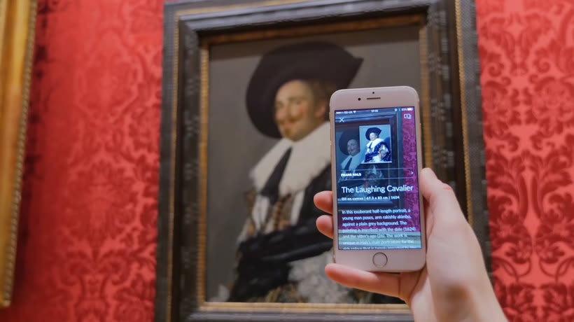 Smartify: la app que te convierte en curador de arte 5