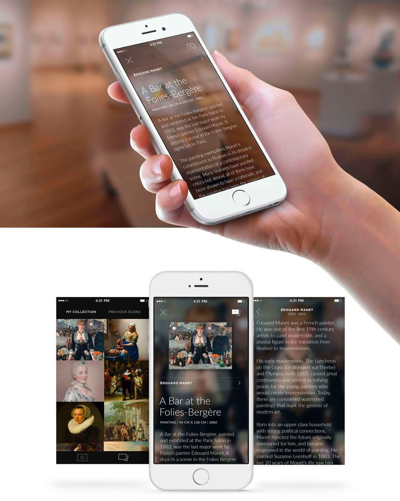 Smartify: la app que te convierte en curador de arte 6