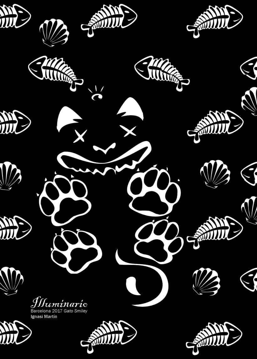 Gato Smiley 33 0