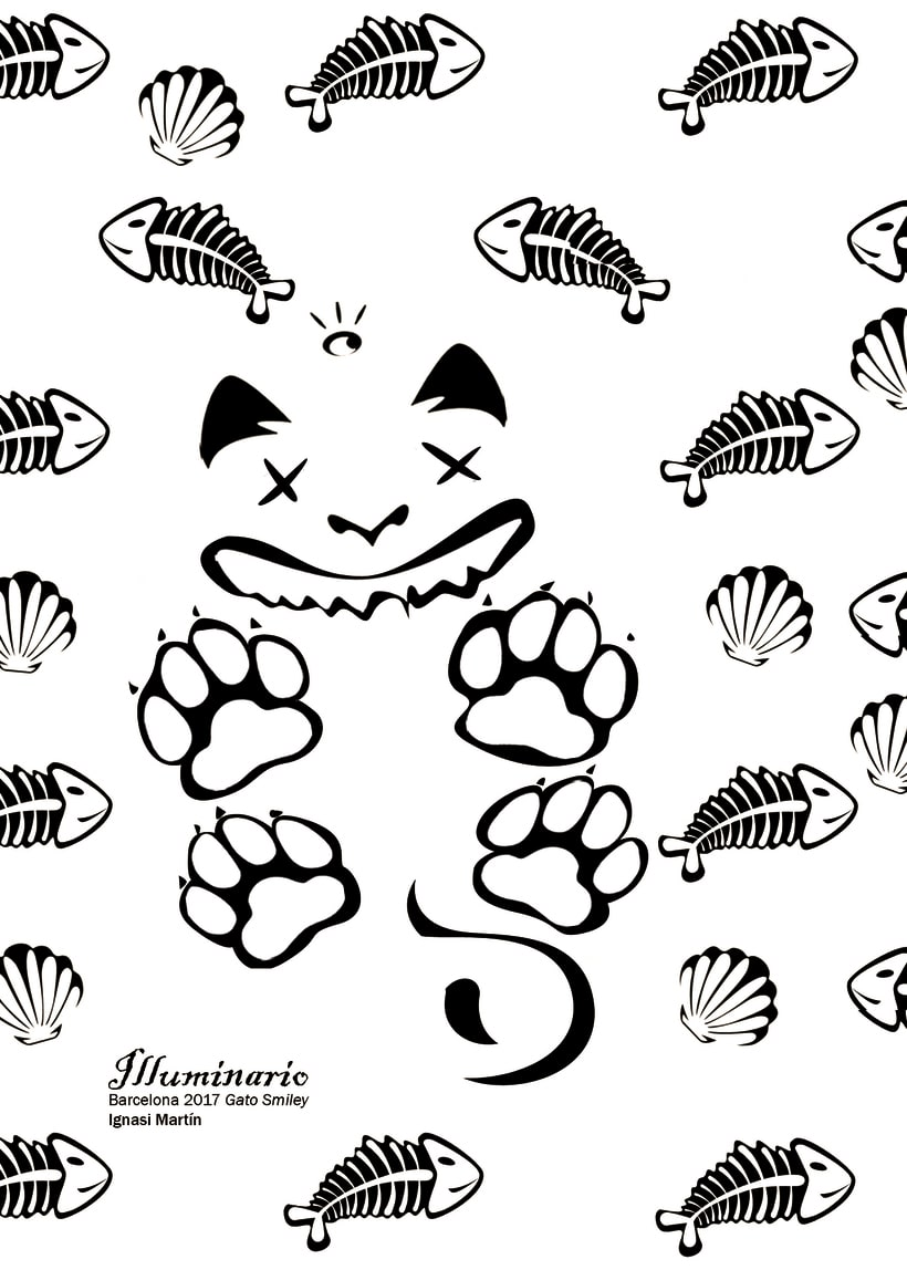Gato Smiley 33 1