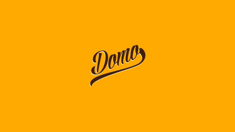 "Domo ""Burgers & Sandwiches"" -1"