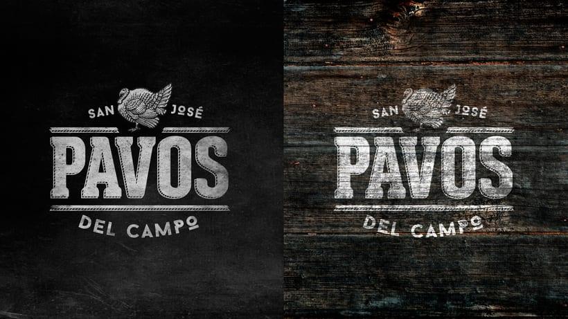 Pavos del Campo 3