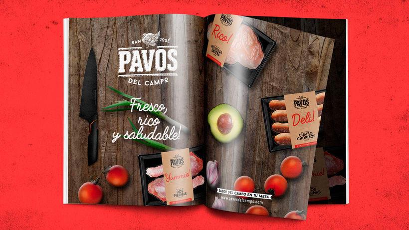Pavos del Campo 12