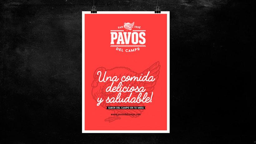 Pavos del Campo 13