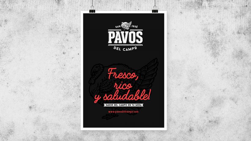 Pavos del Campo 14