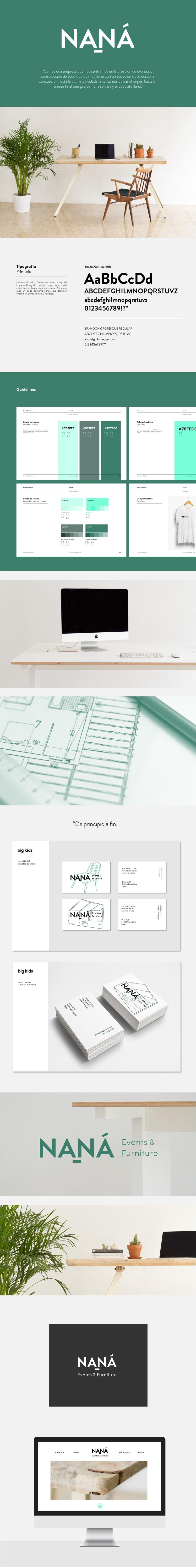 Visual Identity NA-NÁ 0
