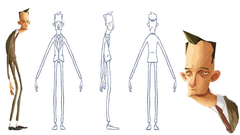 character design 0