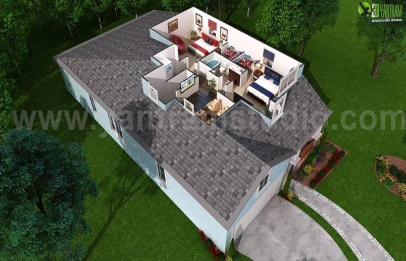 Diseño de planta 3D 11