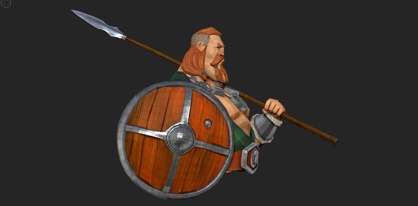 Scottish Warrior 2