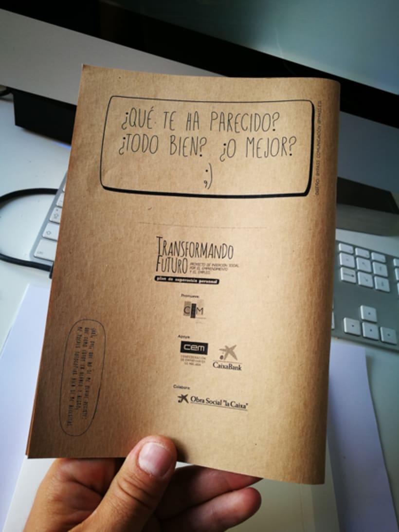 """Plan de superación personal """"Transformando Futuro"""" CEM-Málaga 1"""