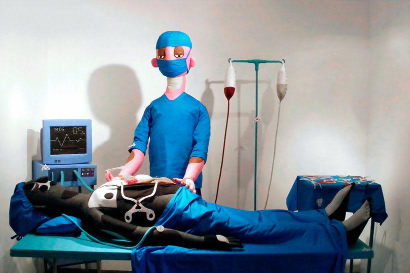 Cuidados intensivos - Solo Show 2